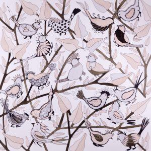 Orginal tavla Birdies 2